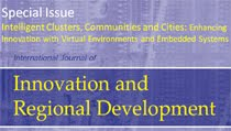 Special Issue on Intelligent Clusters, Communities and Cities