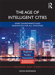 New Book: The Age of Intelligent Cities