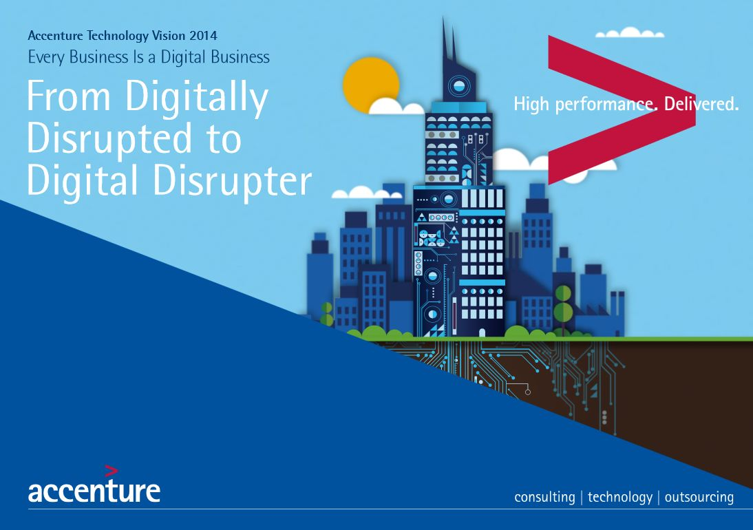 Accenture Technology Vision 2014