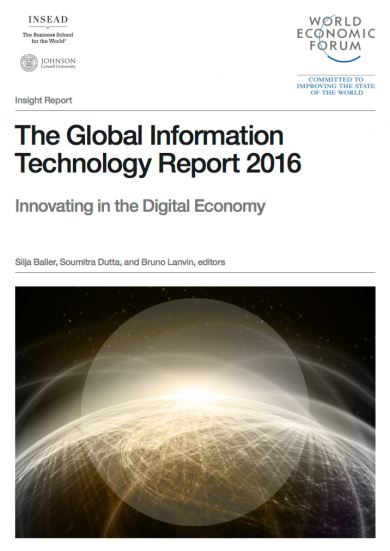 Картинки по запросу The Global Information Technology Report 2016