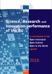 Science, research and innovation performance of the EU