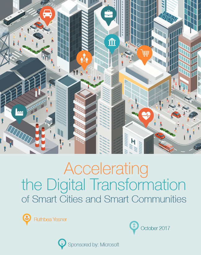 Accelerating The Digital Transformation Of Smart Cities