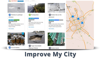 Improve my city