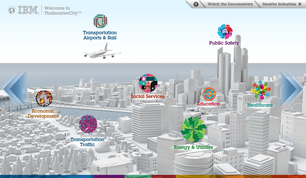 Ibm Relaunches Smarter City Initiative Urenio Watch