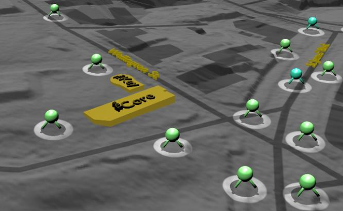 A Cloud-based 3D Visualization Engine for Smart Cities