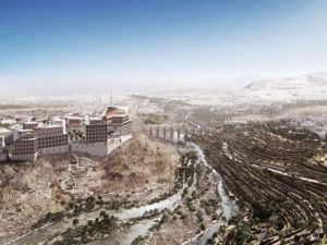 Madinat Al-Irfan: Another Planned City in the Arabian