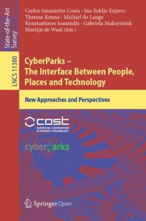 cyberparks cover