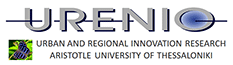 URBAN AND REGIONAL INNOVATION Research - URENIO