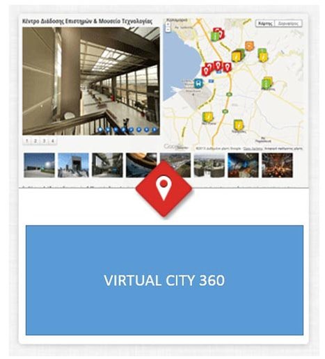 City-Branding and Virtual-City-360